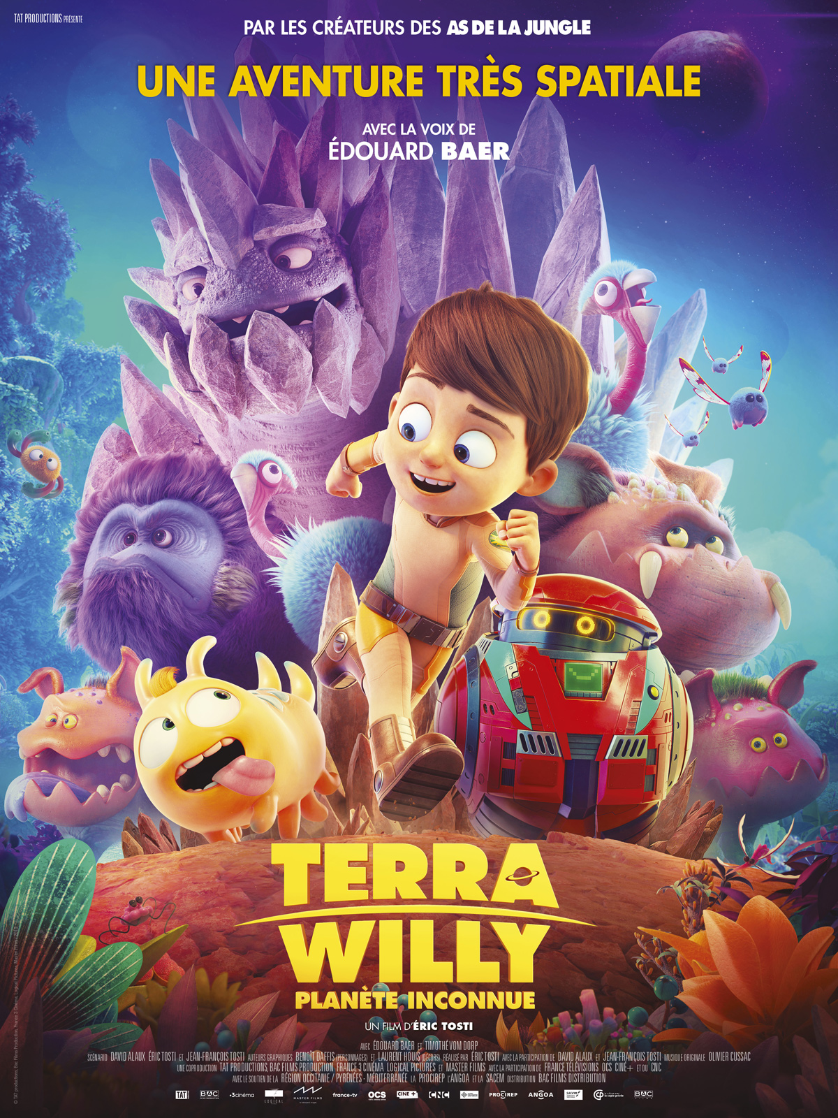 TERRA WILLY, PLANETE INCONNUE (2019)